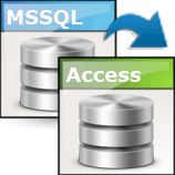 MSSQL To Access Data Migrator