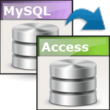 MySQL To Access Data Migrator